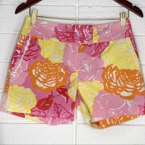 Lilly Pulitzer Fair Pink Winner's Circle Shorts